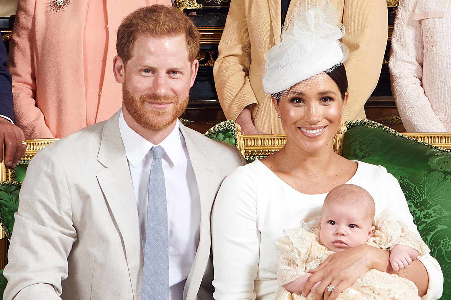 prince harry meghan didn t invite thomas markle to archie christening the daily dish bravo tv