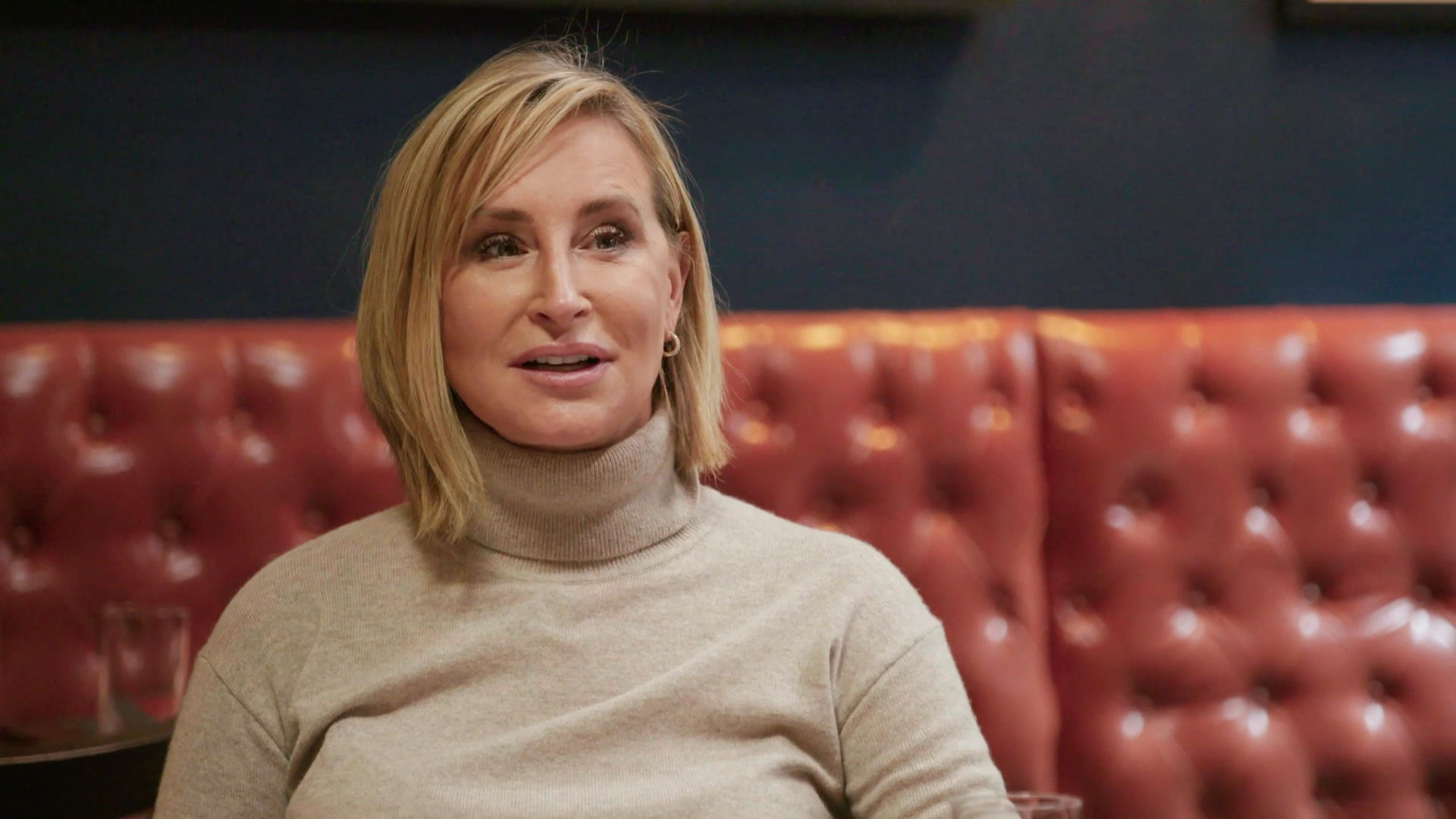 Sonja Morgan Goes on a Blind Date